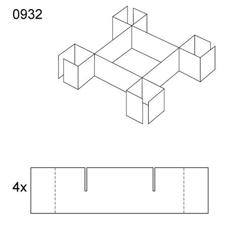 Obrázek z Vnitřní prvek obalu 0932